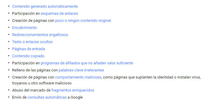 directrices-de-google
